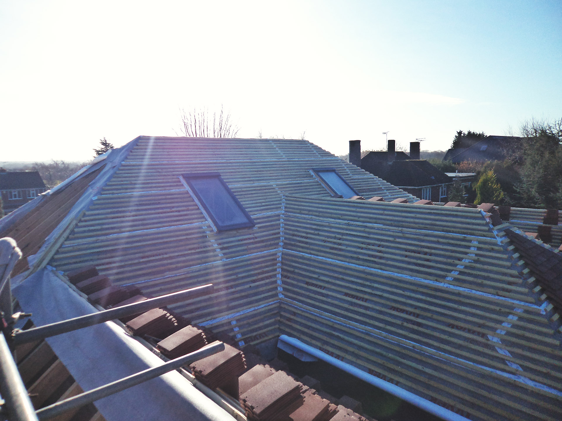 Roofing Coventry